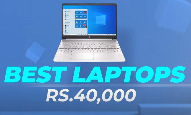 Best laptop Under-40000