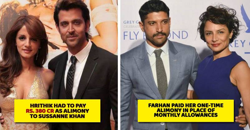 10 expensive divorces bollywood